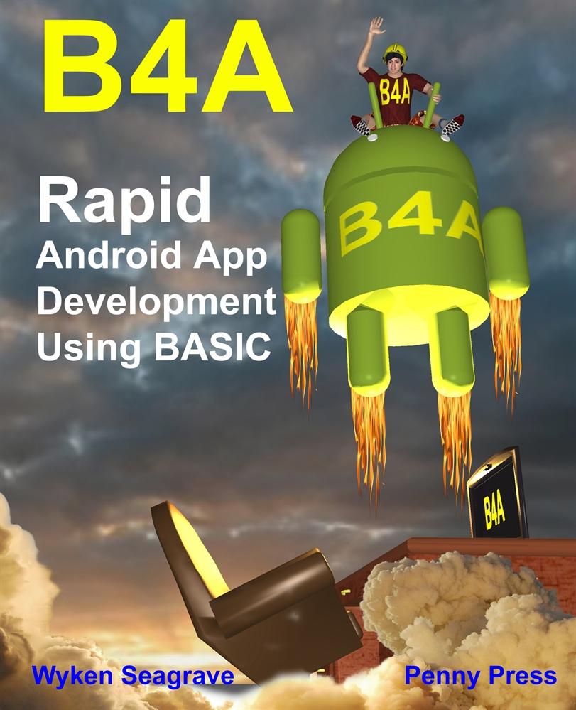 B4A Быстрая разработка приложений на Бейсике 7 01